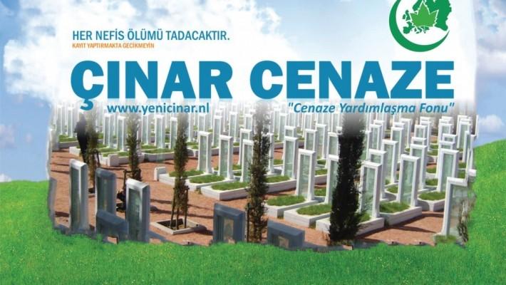 Milli Görüş Çınar Cenaze Vakfı 7/24 Hizmetinizde