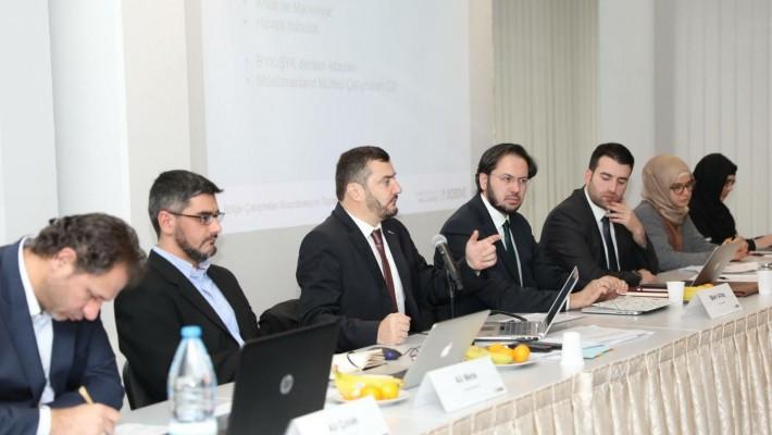 Bölge Çalışmaları Koordinasyon Toplantısı