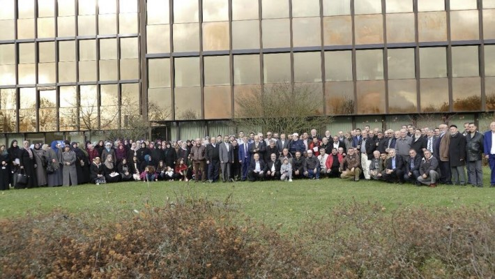Bölge Teşkilatımız, IGMG Genel Merkezimiz'de ağırlandı