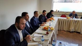 Mutad imamlar toplantısı icra edildi