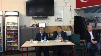 Dordrecht Mescidi Aksa camimizin üyeler toplantısı gerçekleştirildi