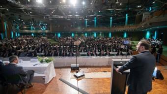 IGMG Teşkilatımızın 11. Olağan Genel Kurul Toplantısı'nı Hagen şehrinde bölge ve şubelerimizin katılımıyla gerçekleştirdik