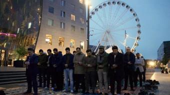 2019 NIF Sokak İftarı Rotterdam Blaak'ta Gerçekleştirildi